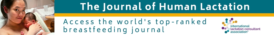 Access the Journal of Human Lactation Today!